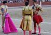Oliva Soto ha confirmado alternativa hoy en Madrid de manos de El Cid y con Talavante de testigo. (FOTO: Iván de Andrés / burladero.com)