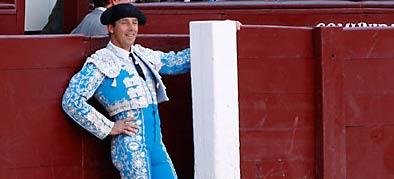 El banderillero sevillano Pablo Delgado. (FOTO: las-ventas.com)
