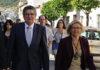 El consejero Luis Pizarro y la delegada Carmen Tovar. (FOTO: Junta de Andalucía)