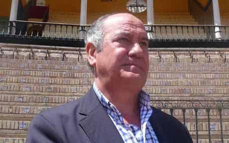 El empresario Ramón Valencia.