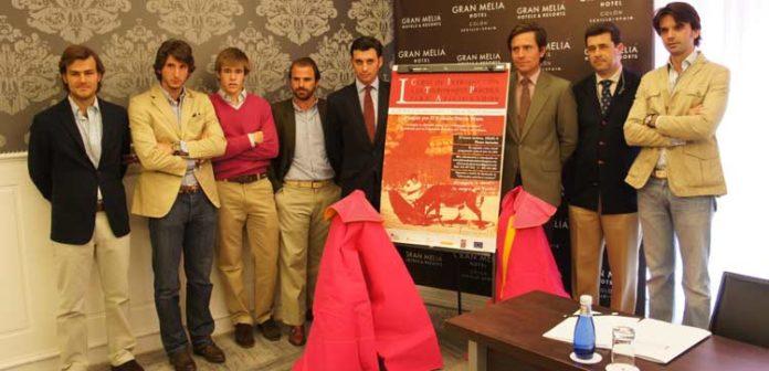 Presentación del curso en Sevilla.