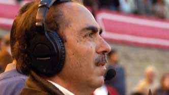 El crítico taurino de SEVILLA TAURINA, Manuel Viera. (FOTO: Matito)