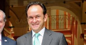 El novato presidente, Fernando Fernández-Figueroa, sin experiencia previa.
