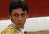 El novillero sevillano Cristopher Fourcart. (FOTO: burladero.com)