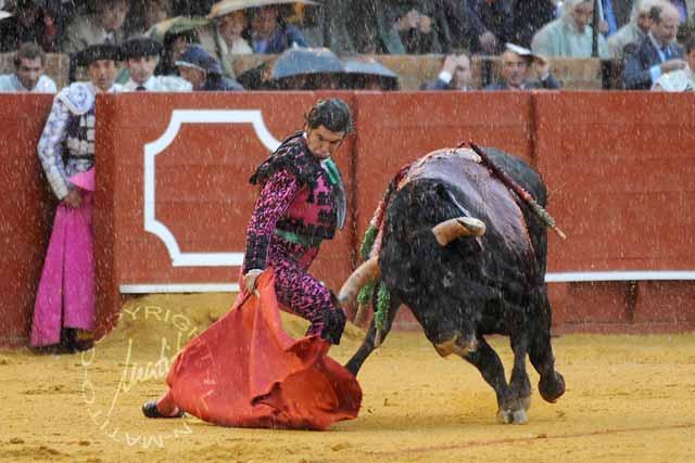 Morante de la Puebla. (FOTO: Matito)