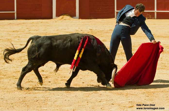 FOTO: Paco Díaz / toroimagen.com