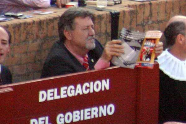 El ex presidente Gabriel Fernández Rey no falla ni una tarde. (FOTO: Javier Martínez)