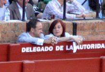 Fernández-Figueroa y Anabel Moreno: confidencias presidenciales. (FOTO: Javier Martínez)
