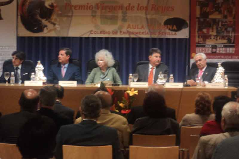FOTO: Javier Martínez / Sevilla Taurina.