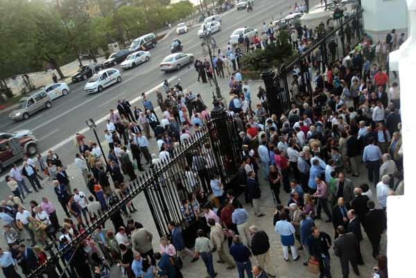 Imagen de la Puerta del Príncipe. (FOTO: Javier Martínez)