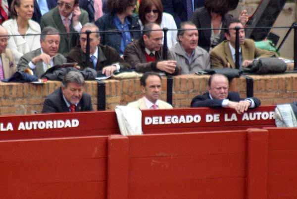 Un ex presidente y dos presidentes actuales. (FOTO: Javier Martínez)