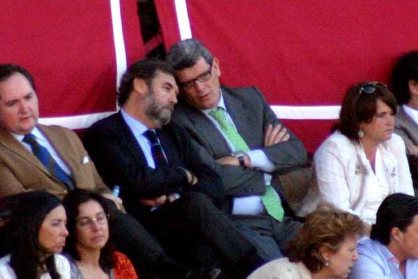 El diputado sevillano del Partido Popular, Ricardo Tarno. (FOTO: Javier Martínez)