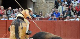 Los toros de El Ventorrillo ha devuelto a la Maestranza la triste realidad de lo más habitual. (FOTO: Matito)