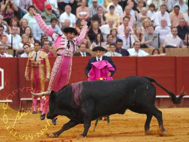 Curro Robles. (FOTO: Matito)