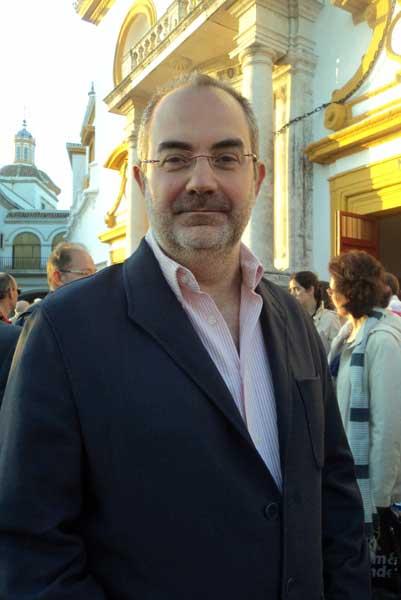 El periodista Antonio Silva de Pablos. (FOTO: Javier Martínez)