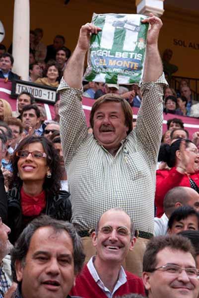 Claro que sí.. ¡El Betis ya está otra vez en primera! (FOTO: Paco Díaz/toroimagen.com)