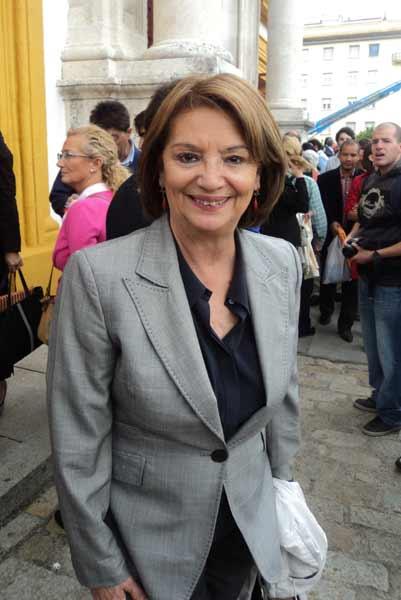 La veteranara socialista Carmen Hermosín. (FOTO: Javier Martínez)