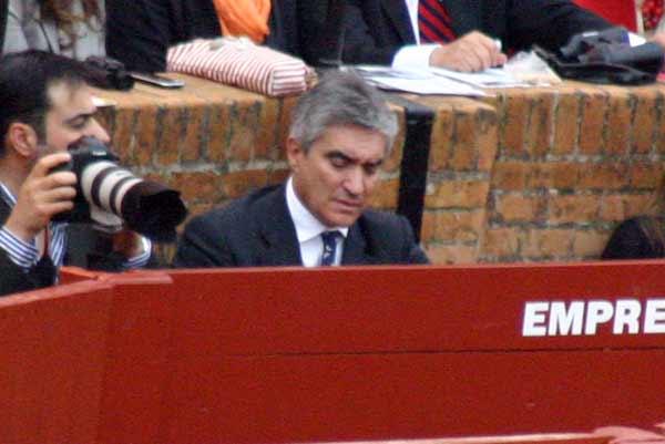 El empresario Pepe Cutiño. ((FOTO: Javier Martínez)