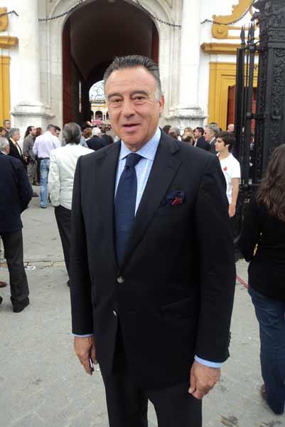 Felipe Luis Maestro. gerente de Fibes. (FOTO: Javier Martínez)