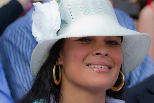 Caras guapas a la búsqueda del arte de la Tauromaquia. (FOTO: Paco Díaz / toroimagen.com)