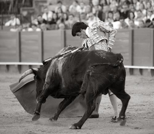 Ernesto Tapia 'Calita' en Sevilla.