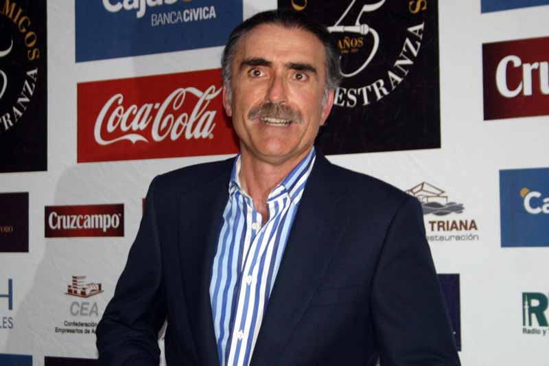 El popular presentador televisivo, Juan y Medio.