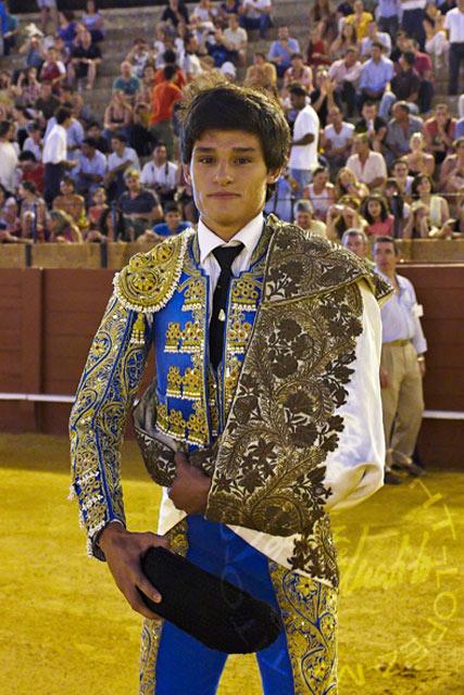 Álvaro Sanlúcar.