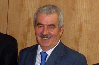 El director general de Espectáculos de la Junta, Luis Partida, máximo responsable de la autoridad taurina en Andalucía.