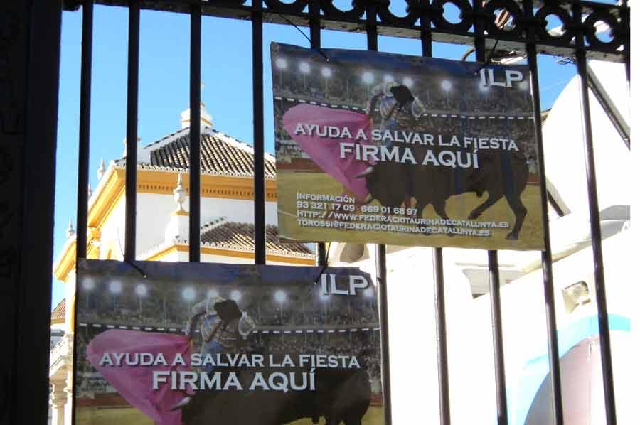 Los esfuerzos finales ante la prohibición de los toros en Cataluña. (FOTO: Javier Martínez)