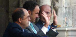 El presidente Fernando Fernández Figueroa, un presidente gesticulante. (FOTO: Javier Martínez)