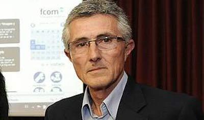 Rafael Rodríguez, presidente de la Asociación de la Prensa de Sevilla. (FOTO: ABC-Sevilla)