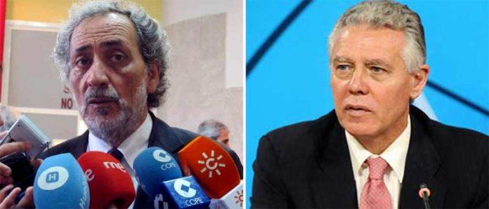 El Defensor del Pueblo Andaluz, José Chamizo, ya ha pedido explicaciones al consejero de Gobernación de la Junta de Andalucía, Francisco Menacho.