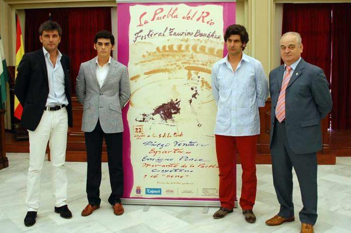 Presentación del festival de La Puebla.