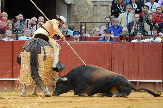 El desastre de los toros de El Ventorrillo.