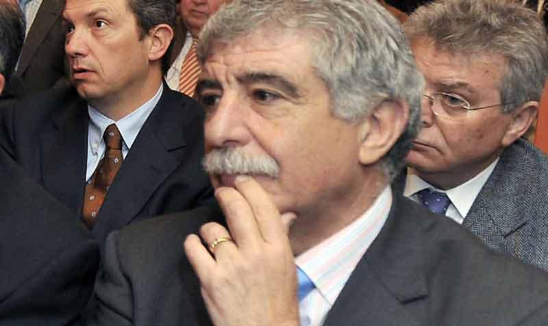 Manuel Brenes, director general de Espectáculos Públicos durante 2010, precediendo al actual, Luis Partida. Dimitió en abril, tras sólo un año en el cargo.