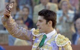 Una oreja para Alejandro Talavante en San Miguel. (FOTO: López-Matito)