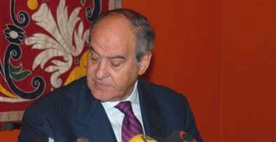 El empresario de la Maestranza, Ramón Valencia.