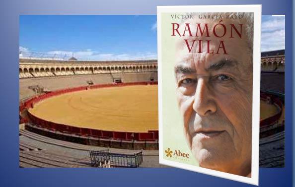 Portada del libro sobre Ramón Vila.