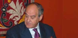 Ramón Valencia, empresario de la Maestranza.