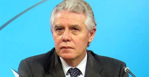 El 'demócrata' consejero de Gobernación y Justicia de la Junta de Andalucía, Francisco Menacho.