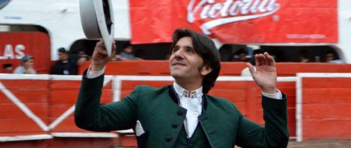 Diego Ventura, en la vuelta al ruedo en Torreón. (FOTO: Edher Vargas/Toromedia)