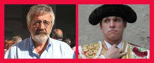 Eduardo Canorea y El Juli, protagonistas de un doloroso desencuentro.