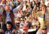 El Codobés, a hombros en este festival en ediciones anteriores.