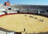 Vista de la plaza de toros de Utrera.