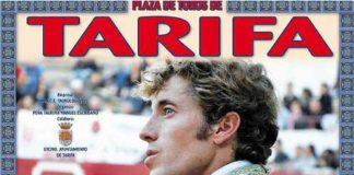 Cartel del festejo en Tarifa el sábado 31 de marzo.
