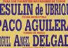 El cartel anunciador distribuido por las provincias de Sevilla y Córdoba no deja lugar a dudas: torea el sevillano Miguel Ángel Delgado.