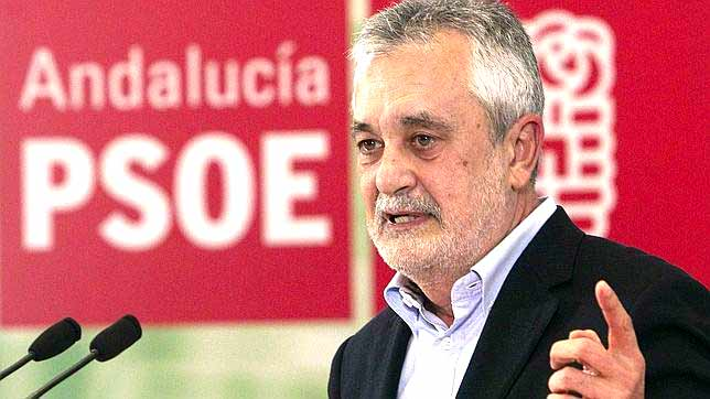 El presidente de la Junta de Andalucía, el socialista José Antonio Griñán. (FOTO: ABC)