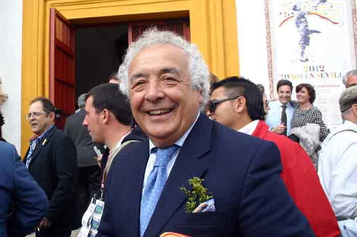 Y Antonio Romero, la otra mitad de 'Los del Río'.