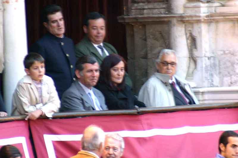 Petardo hoy de la presidenta, Anabel Moreno. (FOTO: Javier Martínez)