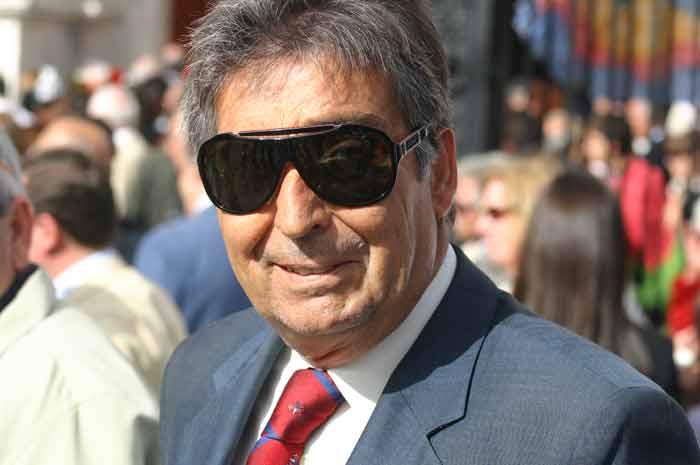 El torero José Fuentes.